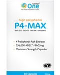 ONE NUTRITION P4-MAX 60 CAPSULES