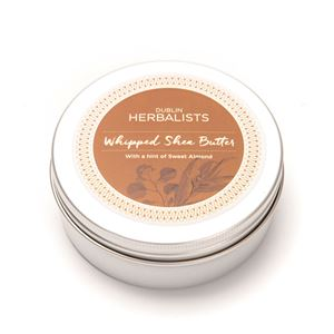 Dublin Herbalists Whipped Shea Butter with Sweet Almond Oil 200ml