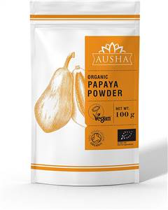 AUSHA Organic Papaya Fruit Powder 100g