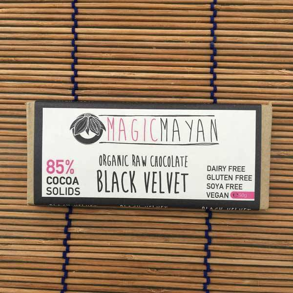 MAGIC MAYAN BLACK VELVET BAR