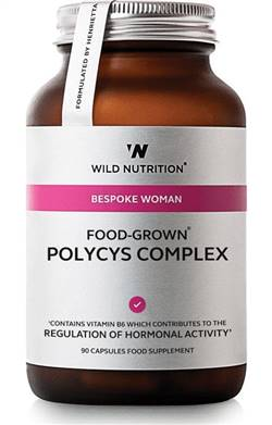 Wild Nutrition Food-Grown Polycys Complex 90 Caps
