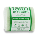 Faith in Nature Organic Aloe Vera Soap