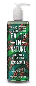 Faith in Nature Aloe Vera Hand Wash 400ml