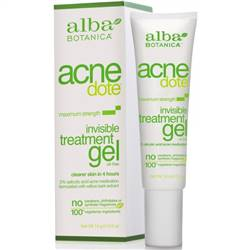 Alba Botanica AcneDote Invisible Treatment Gel 14g