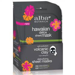 Alba Botanica Volcanic Clay Face Mask