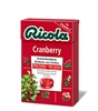 Ricola Cranberry Sugar Free Lozenges