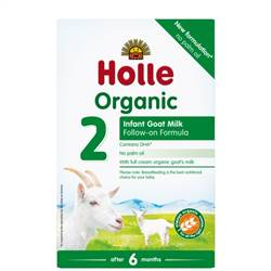 Holle Organic Infant Goat Milk Follow-on Formula 2 400g