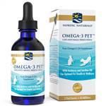 Nordic Naturals Omega-3 Pet Cats & Small Dogs 60ml