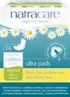 Natracare Ultra Pads With Wings 14