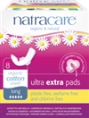 Natracare Ultra Extra Pads Long With Wings 8