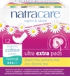Natracare Ultra Extra Pads Normal 12