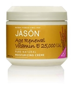 Jason Vitamin E 25000Iu Age Renewal Face Creme