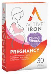 Active Iron Pregnancy 30 Caps