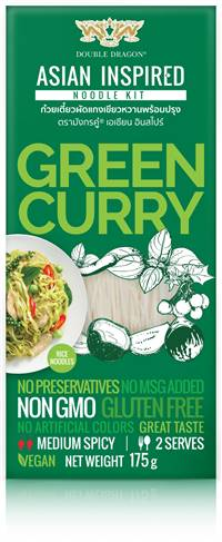 Asian Inspired Green Curry Noodle Kit 175g