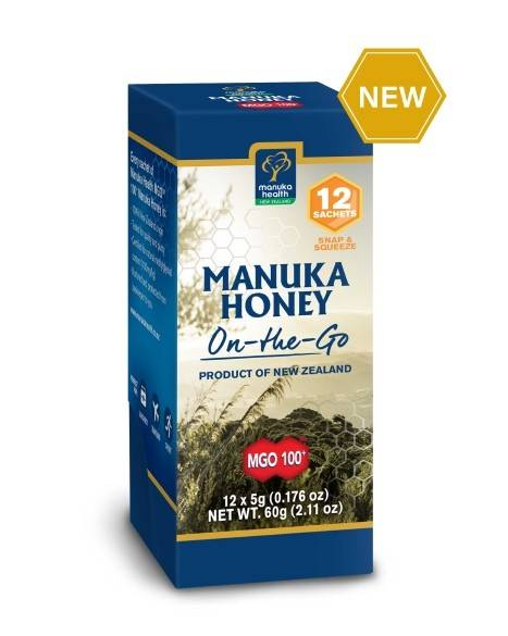 Manuka Health Honey On-the-Go 12
