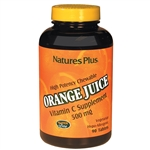 NATURES PLUS CHEWABLE VITAMIN C