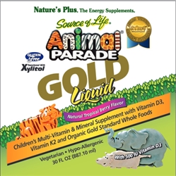 Animal Parade Gold Liquid Tropical Berry Flavour 16Fl Oz