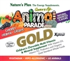 Animal Parade Gold Assorted Flavour 60 Capsules