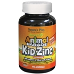 NATURES PLUS ANIMAL PARADE KID ZINC