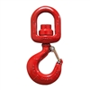 15T Bb Crosby Alloy Swivel Hoo S3322 Hook w/ O Latch 1028650