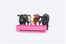 Cattle Feeder - Pink