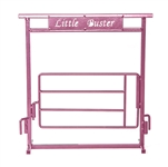 Ranch Entry Gate - Pink