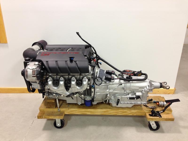 Chevrolet Corvette Wiring Diagram