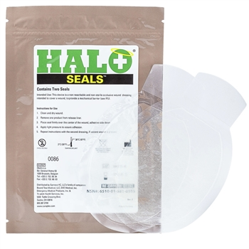 1215-12161 HALO Chest Seal