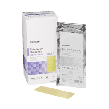 Xeroform Dressing 864640 Petrolatum
