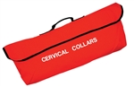 Orange Cervical Collar Bag Case  685OR