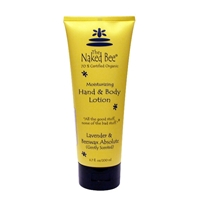 The Naked Bee Lavender & Beeswax Moisturizing  Body Lotion
