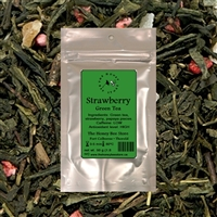 Strawberry Green Tea - The Honey Bee Store, Niagara, Ontario