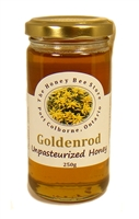 Goldenrod Honey, squeeze bottle 250 g