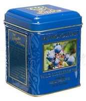 BLUEBERRY: SOUVENIR TIN 12 tea bags