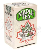 MAPLE TEA: 12 tea bags in a souvenir box