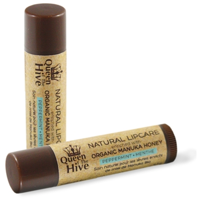 Queen of the Hive Lip Balm - Wedderspoon Organic
