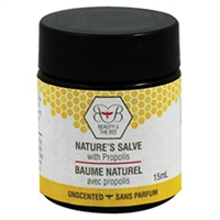 Nature's Salve with Bee Propolis by annie's apitherapy