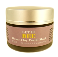 Honey Clay Facial Detox Mask