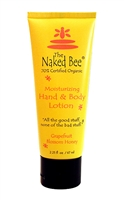 The Naked Bee Grapefruit Honey Blossom Lotion