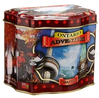 Ontario Adventure: Souvenir Tea Tin