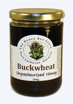 Buckwheat Honey 500g