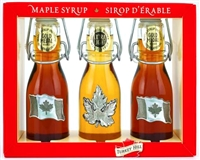 Canadian Maple Syrup Gift Set, 3 pack by Turkey Hill