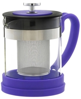 Teapot with Infuser - Valencia Purple