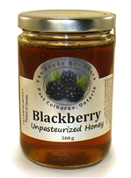 Blackberry Honey Canada, 500g
