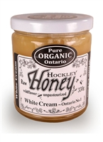 Raw Ontario Organic Honey Creamed