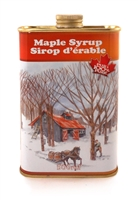 Maple syrup tin, 500ml