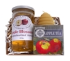 Canadian Apple Honey Holiday Gift Set.