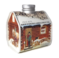 SUGAR HOUSE TIN 250 ml, maple syrup Ontario