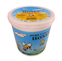 Creamed White Honey 2 kg Canada Charlie Bee