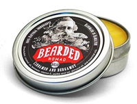 Cinnamon and Bergamot Beard & Moustache Balm, bearded nomad, ontario